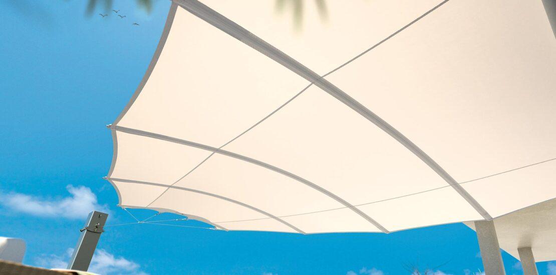 C4sun High-End Sonnensegel Elips4sun