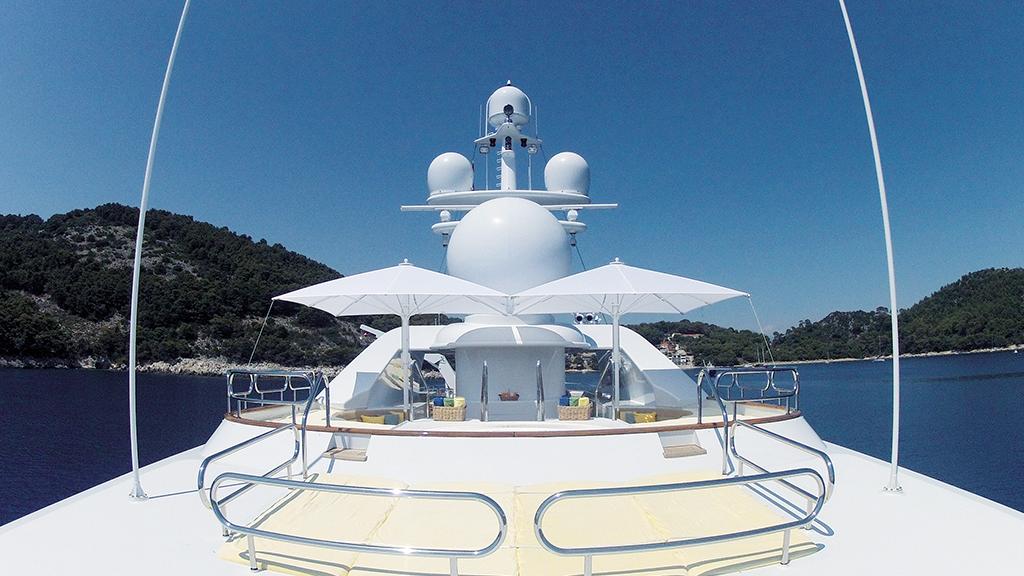 Bahama Maritim V4A Schutz für Nähe zur See