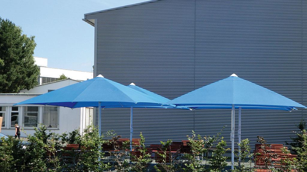 Premium Sonnenschirm: Bahama Event