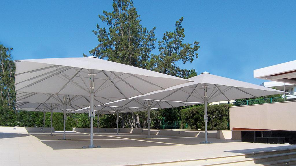 Jumbrella XL Sonnenschirm von Bahama - Premium Sonnenschutz Lösungen im XL Format