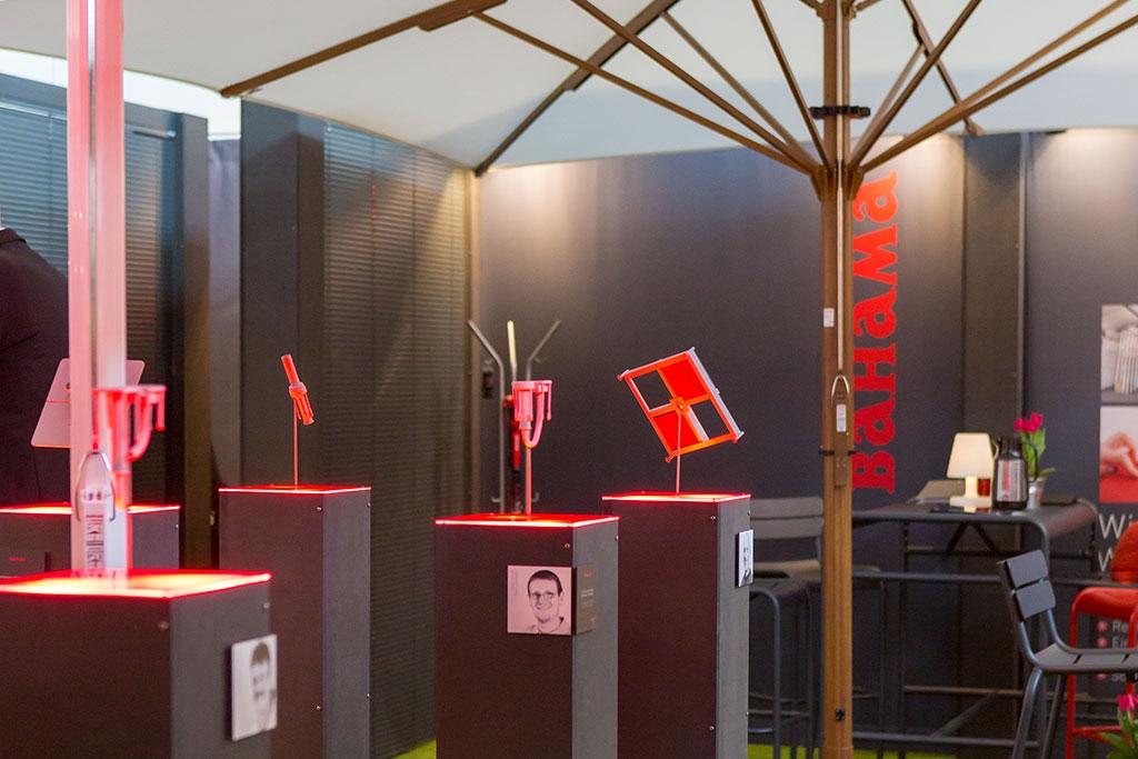 Bahama auf der R+T Messe 2018 in Stuttgart