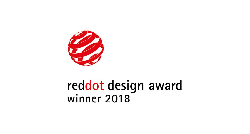 Red Dot Design Award for Bahama Jumbrella