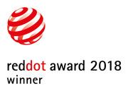 Red Dot Award Bahama Jumbrella Sonnenschirm
