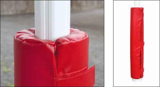 Anprallschutz für Bahama Großschirme für Kindergärten, Spielplätze & Schulen