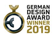 German Design Award 2019 Bahama Jumbrella Sonnenschirm