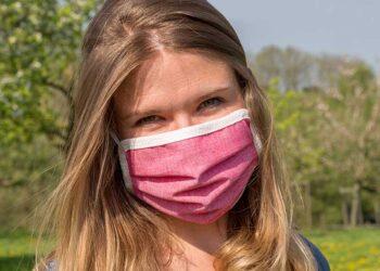 Safety first | Bahamas Baumwollmasken mit eingelegtem Vlies