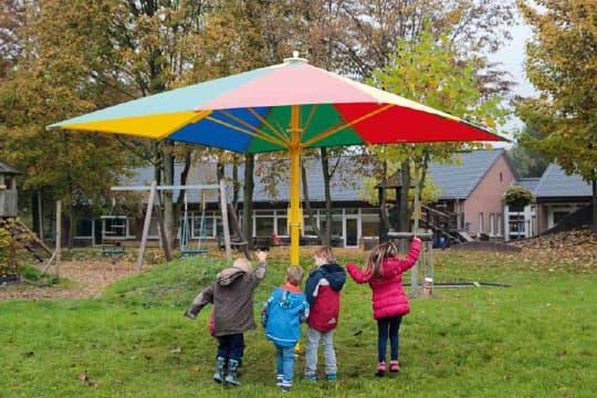 Bahama Sonnenschirm Kindergarten für Kindergärten